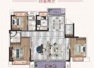 141平,4房2厅