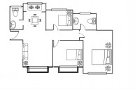03379 凯旋城 3室 2厅 2卫